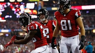Atlanta Falcons vs. Seattle Seahawks, game by the numbers