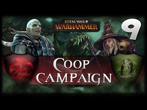 THE MOUNTAIN KING! Total War: Warhammer - Vampire Counts + Schwartzhafen Co-op w/ MrSmartDonkey #9