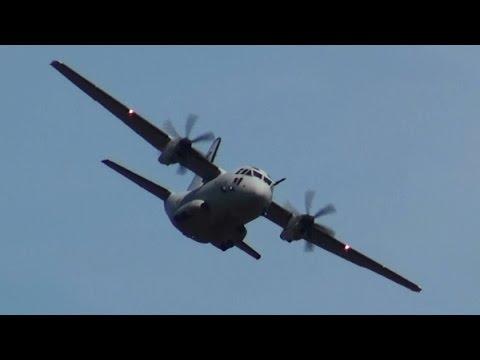 RIAT 2014 C-27J Spartan Italian Air Force The Royal International Air Tattoo