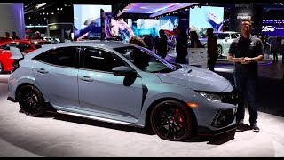 Does the 2019 Honda Civic Type R have BIG changes to IT?