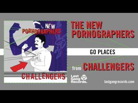 New Pornographers - Go Places