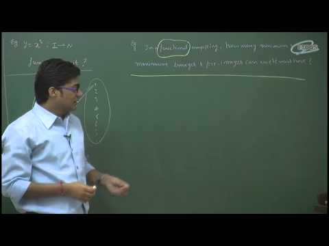 Iit Jee Main&advanced(maths)- Functions And Inverse Trigonometric  By Om Sir -etoosindia-6141 video