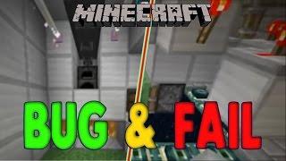 Minecraft ITA ep 724 - Bug Nuovi, Bug Vecchi e Fail