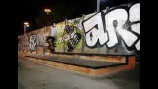 STREET MACHINES - MAOZ TRUDLER - SKATE PARK GALIT