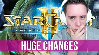 StarCraft 2: HUGE Multiplayer Changes Explained!