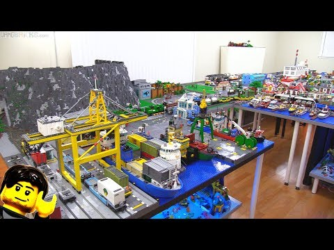 LEGO city status check-in / update Mar. 17, 2018
