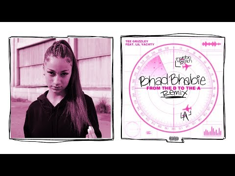 """Danielle Bregoli is BHAD BHABIE """"From the D to the A"""" REMIX (original by Tee Grizzley & Lil Yachty) thumbnail"""