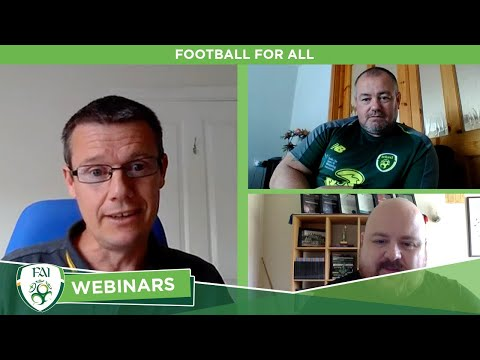 Coach Education Webinar | Football For All