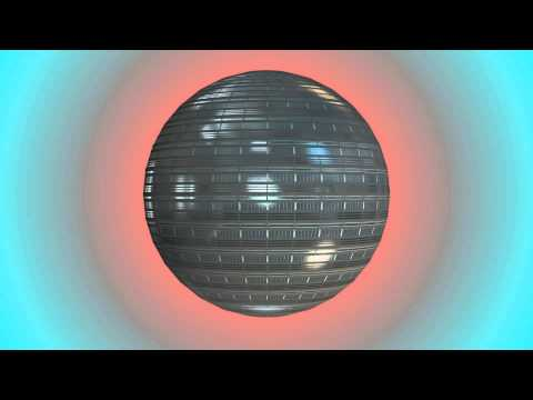 Sci Fi Ball 3D model from CGTrader.com