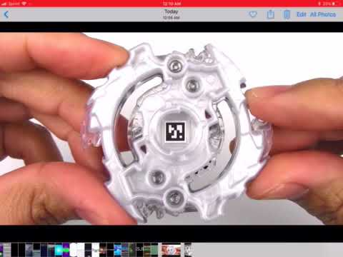 BEYBLADE Burst how to get LOST LUINOR L2 THE CODE #1