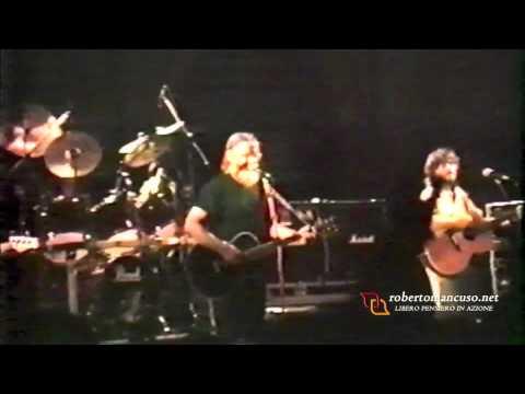 I Nomadi – Augusto Daolio: Salvador LIVE 1991
