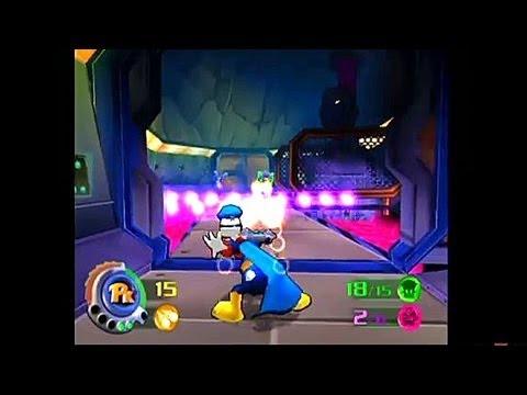 Disney's Donald Duck PK - Gameplay PS2 (Original PS2)
