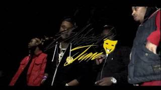 Shizzie June - On My Back ft  King Kassanova (Music Video)