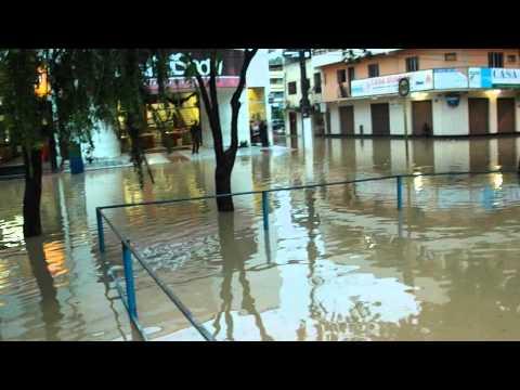 Enchente Nova Venécia 2013