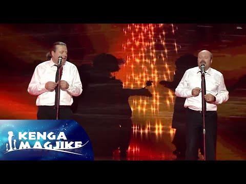 Endri & Stefi - Mamen Ti Mos E Genje (kenga Magjike 2014) video