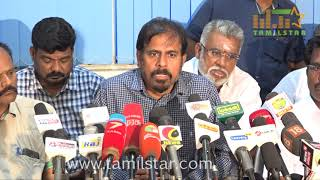 R. K.Selvamani Movie Press Meet