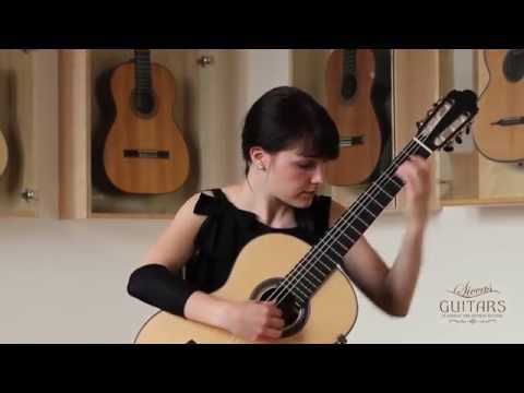 Isabella Selder plays Bagatelle No. 1 from Five Bagatelles by William Walton