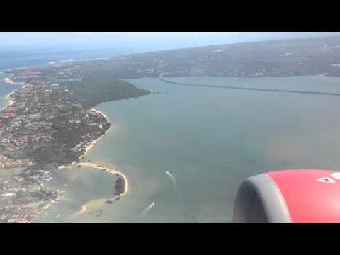 Airasia flight QZ-8424 take off Bali to Darwin