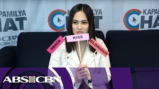 Kiss Smack Glorious Challenge with Yen Santos