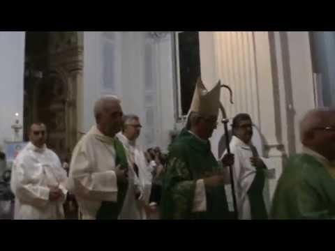 ingresso del nuovo parroco presso cattedrale 12 ottobre 2014