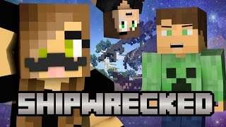 Minecraft: SHIPWRECKED- Ep. #3: WE BEAT THE GAME
