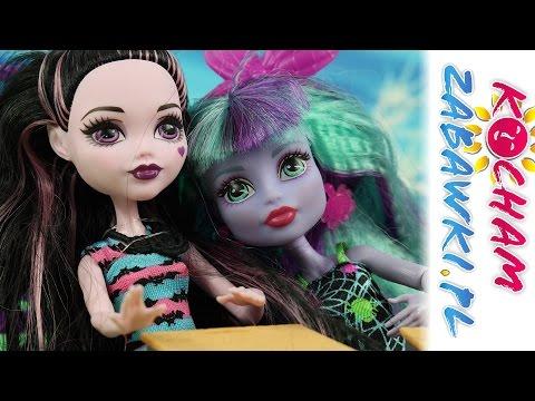 Wampistyczne Ozdoby Świąteczne - Zelektryzowani Monster High - Bajki i Kreatywne Zabawy