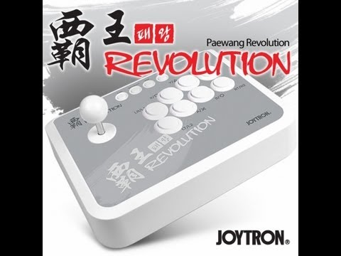 The Controller Chronicles - Paewang Revolution Arcade Stick Xbox 360 AND PS3 AND PC Review