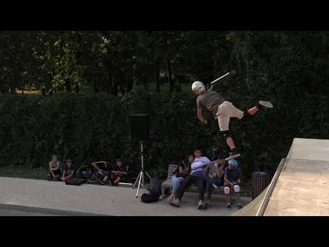 Степан Гайдай - любители, KICK & GO scooter fest 20180908