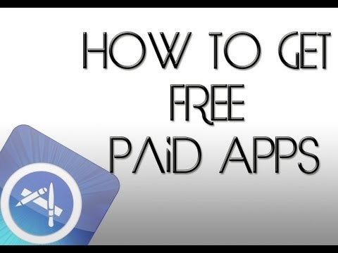 How to LEGALLY get FREE paid Apps on your iOS devices! [No Jailbreak]