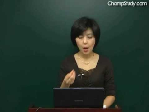 Cambridge IELTS 기출문제 - Speaking(1)