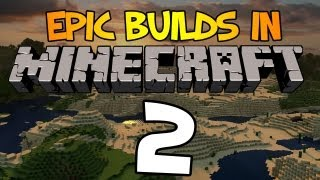 Twisted Treeline - Epic Podcrash Builds in Minecraft - Episode 2