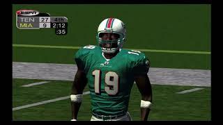 NFL 2K5: NFL 2K5 Titans Season  Ep. 1