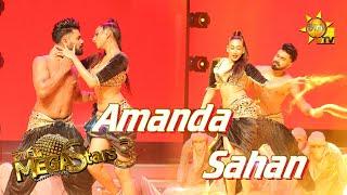 Amanda Silva with Sahan Mega Stars 3   Round 3   2021-05-23