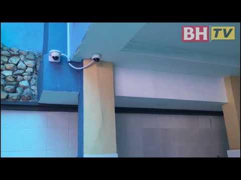 Bangunan baharu dilengkapi CCTV, pemadam api