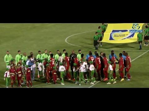 الجزائر تفوز على مالاوي 3 -0 و تضمن التأهل للكان