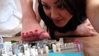 Japanese Giantess 26