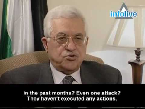Mahmoud Abbas on Hamas