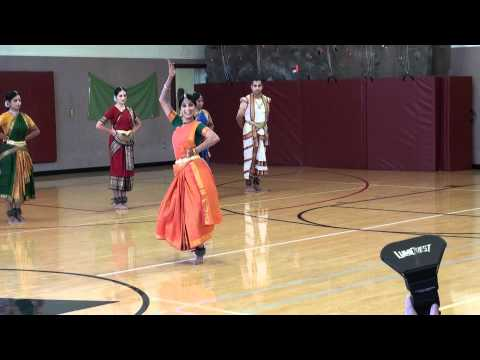 South Indian Classical Dance - 1 video