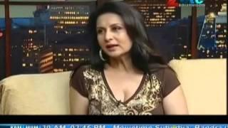 Poonam Dhillon With Komal Nahta