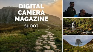 Digital Camera Magazine Shoot | Sycamore Gap and Hareshaw Linn - Star Wars Intro