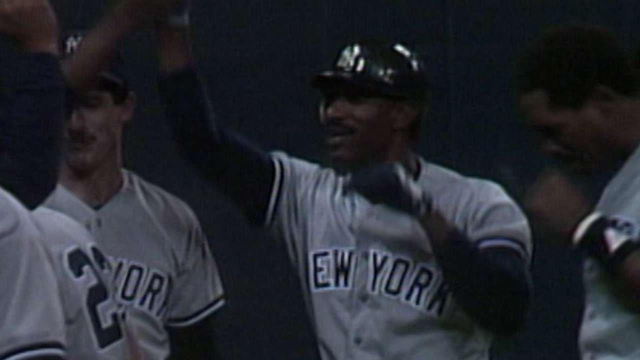 NYY@MIN: Yankees first to reach 10,000 home runs