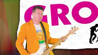 Groovy Mover   Kids Song with Actions   Rocking Childrens Music   The Mik Maks