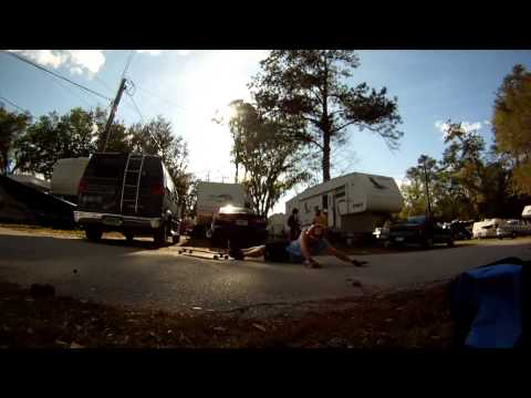Fail 5 - Broken Teeth, Broken Ankles, & Broken Trucks