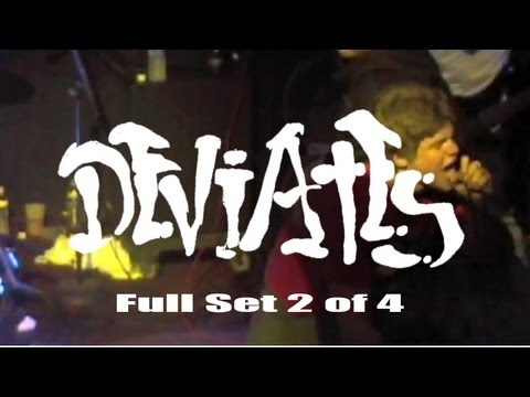 Deviates - Grounded