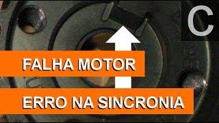 DR CARRO Falha Motor, Erro na Sincronia da Correia Dentada - Chavetas