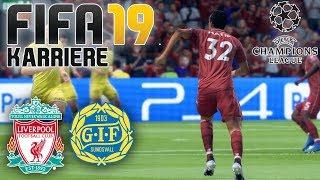 "FIFA 19 KARRIERE 🏆 • Champions League gegen den ""Winzling"" • LET"
