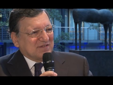 José Manuel Barroso INTERVIEW
