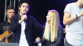 Mainstreet - Invisible Girl @ Tinadag Duinrell, 26-09-15
