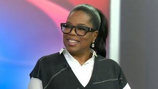 Oprah Winfrey opens up about her diet struggles in new cookbook