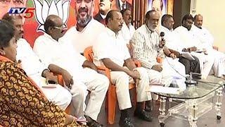 BJP Focus On Elections in Telangana - #ElectionsWithTV5  - netivaarthalu.com